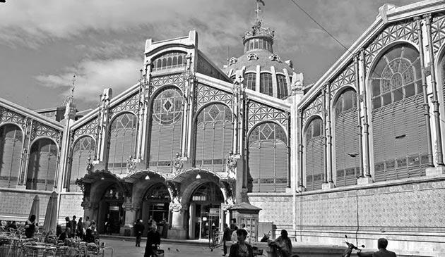 Mercado Central / Francesc Guàrdia i Vial y Alexandre Soler i March