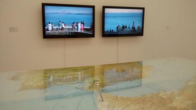 Exposición 'Relatos de una-negociación' | Autor Pedro Hernández
