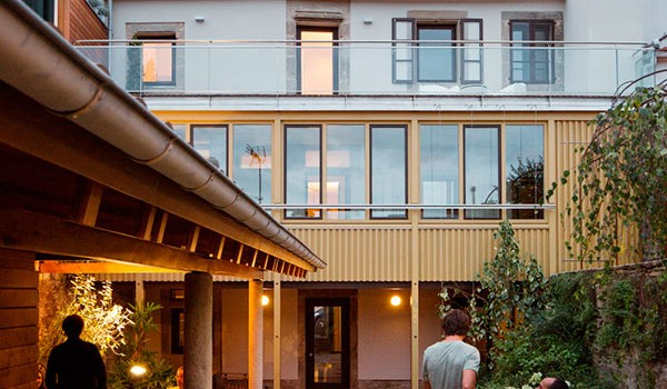 Casa do Medio   ARKB-Arrokabe arquitectos
