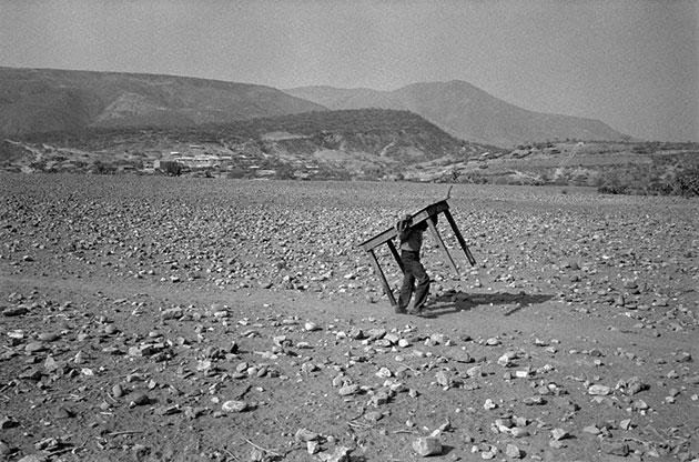 Abbas Iranian-French, b. 1944