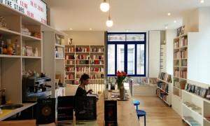 Cinema and bookshop NUMAX | Hábitat Social