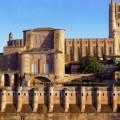 La Catedral y el Palacio de la Berbie-Albi, Francia
