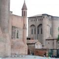 Palacio da Berbie, junto a la Catedral de Albi-Hoy Museo Toulouse Lautrec