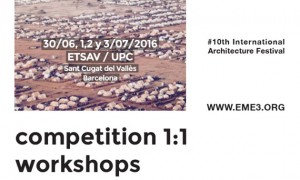 Festival eme3 Emergency architecture