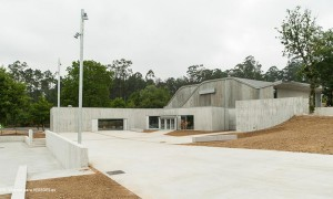 Center for facilities, equipments and rural endowments in Torroso | Cendón Vázquez Arquitectos