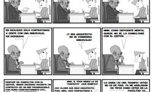 SW Architect's version: Buscando trabajo