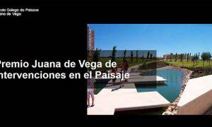 Premio Juana de Vega de Intervenciones en el Paisaje 2016