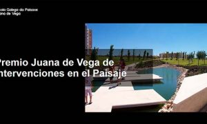 Interventions in the Landscape Juana de Vega Award 2016