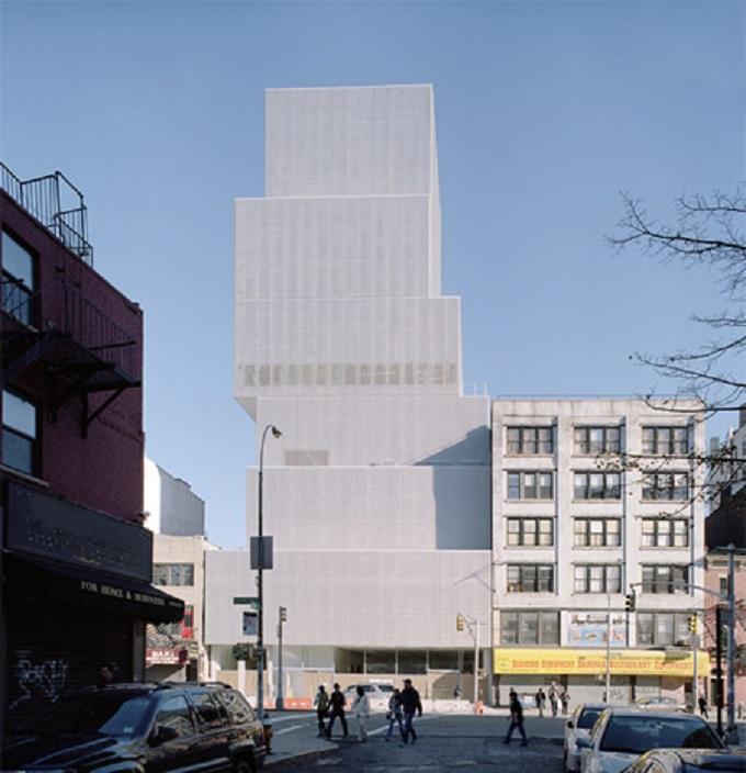 Museo de arte contemporaneo de Nueva York | Fotografía ©Dean Kaufman