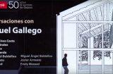 Conversaciones con Manuel Gallego