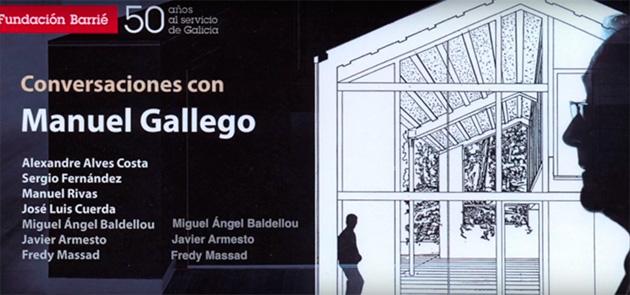 Conversaciones con manuel gallego veredes for Fredy massad