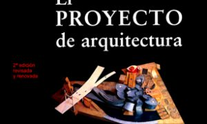 The project of architecture. Concept, process and representation