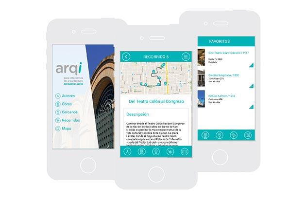 Guía arqi de arquitectura de Buenos Aires 02