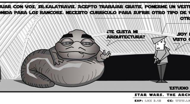 SW Architect's version: Buscando trabajo en la oficina de Java de Hot