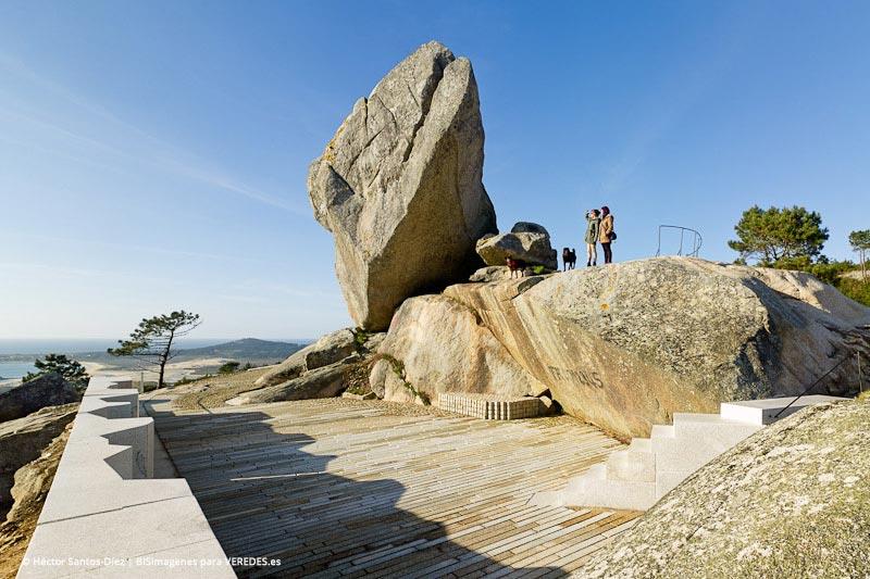 Mirador da Pedra da Rá | Carlos Seoane - veredes