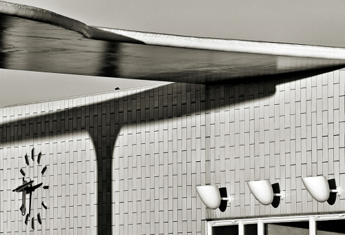 Arne Jacobsen. Texaco Gas Station. Skovshoved 1936 Photographer Lotte Grønkjær