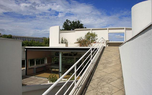 Villa Saboya, Le Corbusier