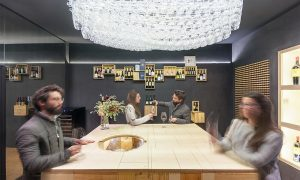 Wine Store in Madrid | mecanismo