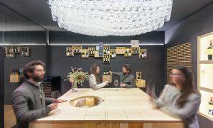 Wine Store en Madrid | mecanismo