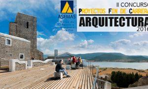 II Concurso PFC de Arquitectura ASEMAS 2016