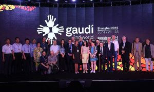 Gaudí 2nd World Congress, Barcelona 2016