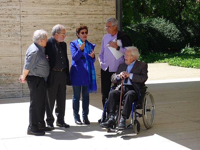 Jordi Marquès, Fernando Ramos, Isabel Bachs, Cristian Cirici, Oriol Bohigas