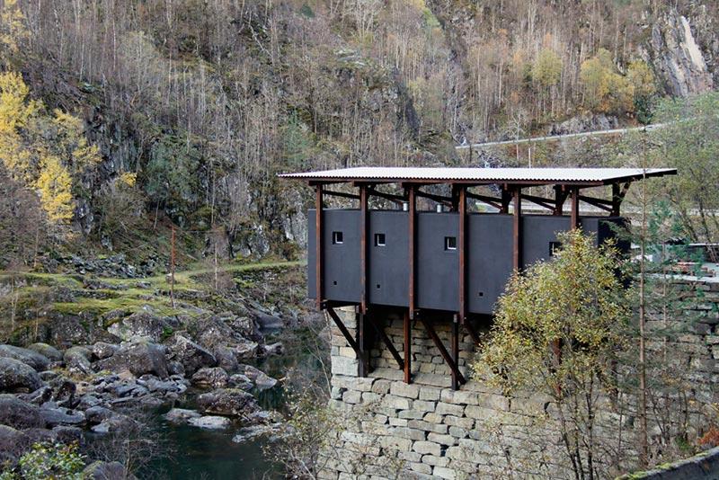 Museo de la mina de Almannajuvet (Noruega) |Fotografía: Arne Espeland