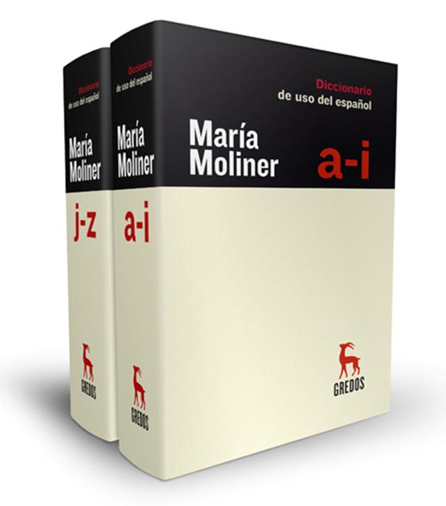 Diccionario de uso del español. 3ª ed. María Moliner