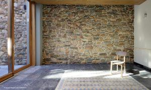Rehabilitation in casona praised of s. The XVIIIth | Marcos Miguélez