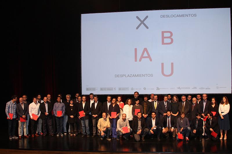 Premiados en X Bienal Iberoamericana de Arquitectura y Urbanismo en São Paulo 2016