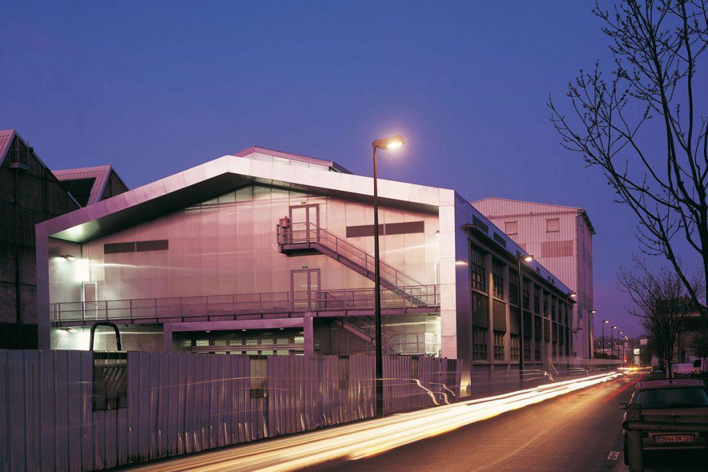 Biotechnology Start ups Incubator, Nantes Island   Lipsky-Rollet architectes