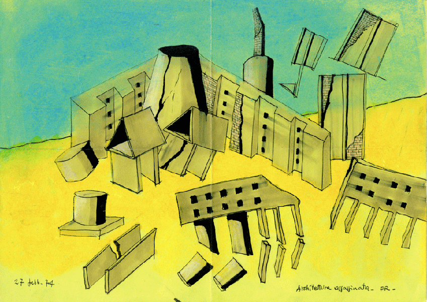El relato análogo | Fondazione Aldo Rossi