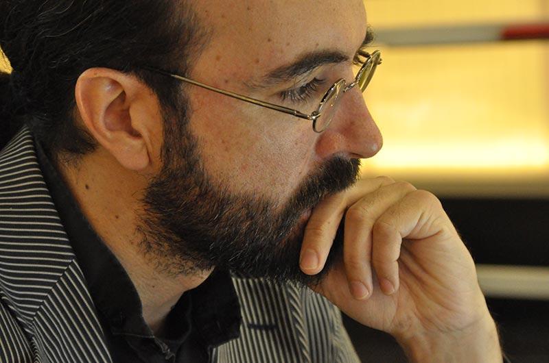 Enrique Barrera | Fotografía: Carlos Valledor