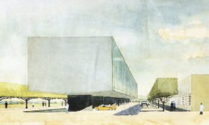 A paisaxe codificada na arquitectura de Arne Jacobsen