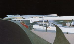 The distensiónes of the space in Zaha Hadid | Marcelo Gardinetti