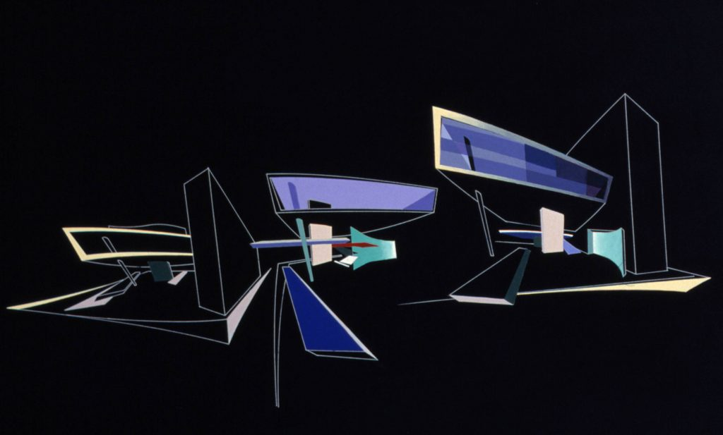Tomigaya | © Zaha Hadid Architects 05