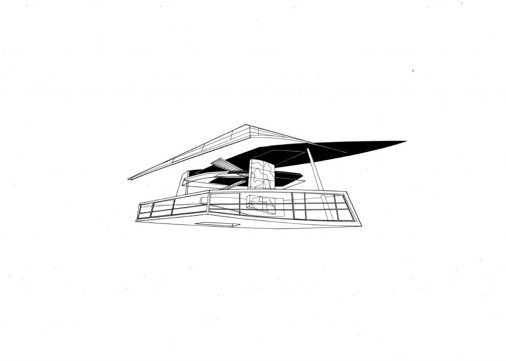 Tomigaya   © Zaha Hadid Architects