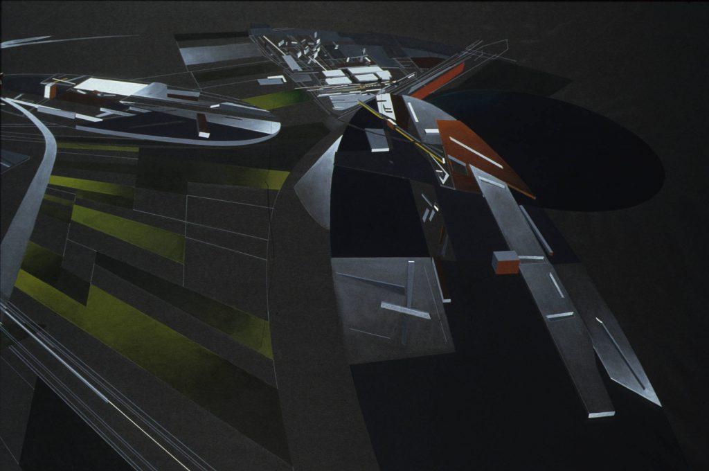 vitra fire station   © Zaha Hadid Architects