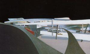 The distensiónes of the space in Zaha Hadid | Marcelo Gardinetti