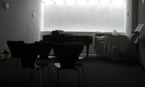 Reforma interior para un obradoiro de piano e artes plásticas. Obradoiro Durán Arufe-Takebe | Luis Gil+Cristina Nieto