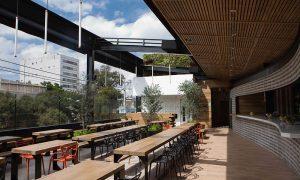 Balmori Rooftop Bar | Taller David Dana Arquitectura