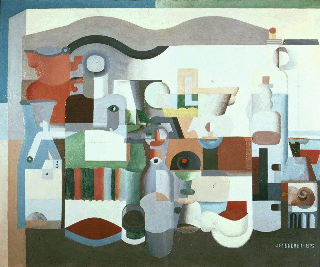 Still Life, Le Corbusier