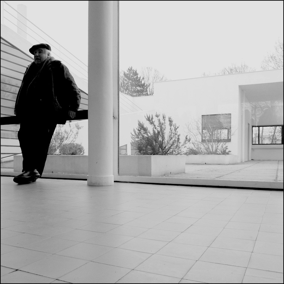 William J. R. Curtis, Villa Savoye, 2011
