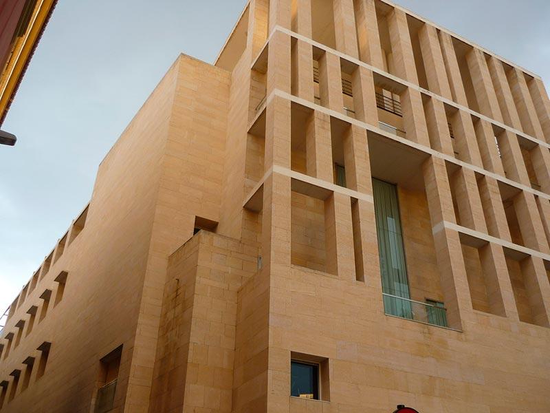 Moneo, desde la idea de fachada | Fotografía ntuliberalarts.net