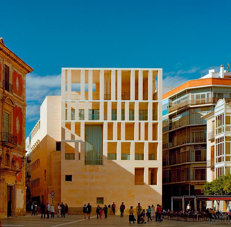 Moneo, desde la idea de fachada | Fotografía: Michael Moran
