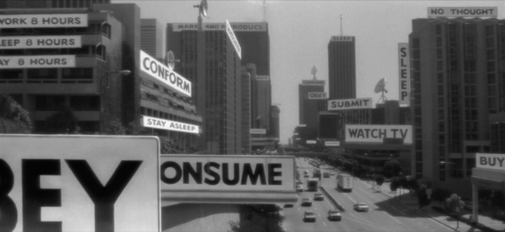 They Live, 1988, John Carpenter