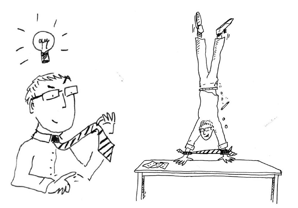 El oficio del consultor de estructuras (I) Equilibrio Ed Marks 2