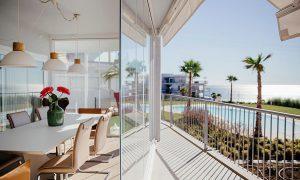 Cortinas de Cristal: recrea o teu fogar con luz natural