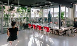 Ctrl+Green. Renovation of an industrial space | RuizEsquiroz + Marta Muñoz Arquitectos