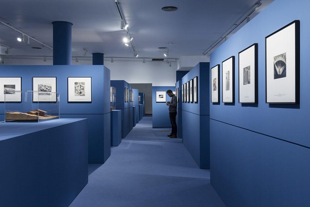 Fotografía de la exposición del museo ICO © César González